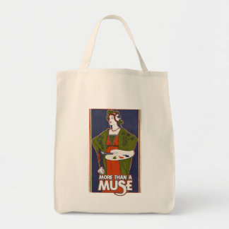 More than a Muse Tote Bag