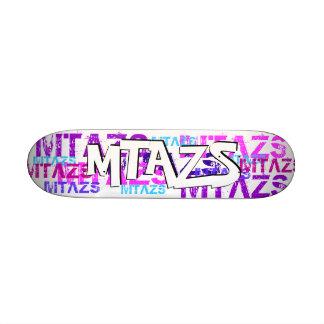 More Than A Zodiac Sign skateboard