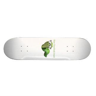 More Than Book Smart Book Worm Skate Board Decks