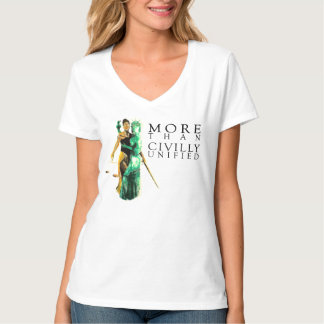 More Than Civilly Unified T-Shirt