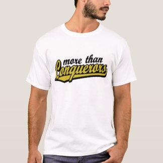 More than conquerors T-Shirt