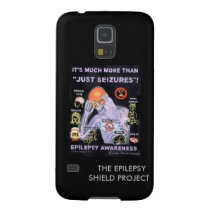More Than Just Seizures Galaxy S5 Case