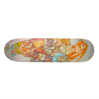 """More Than Meets Hentai"" Skate Deck"