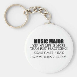 More Than Practicing Keychains