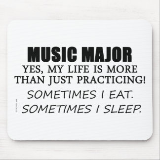 More Than Practicing Mouse Pad