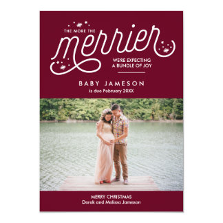 Pregnancy Announcement Cards - Invitations, Greeting & Photo Cards ...