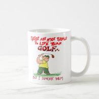 More things-golf mug