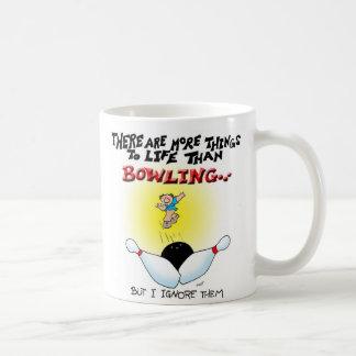 More Things Than Bowling Coffee Mug