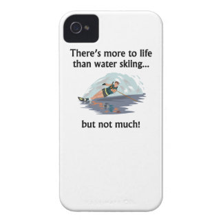 More To Life Than Water Skiing iPhone 4 Case-Mate Case