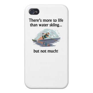 More To Life Than Water Skiing Case For iPhone 4