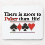 More to Poker Mouse Pad