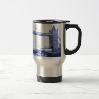 more tower bridge London Coffee Mugs