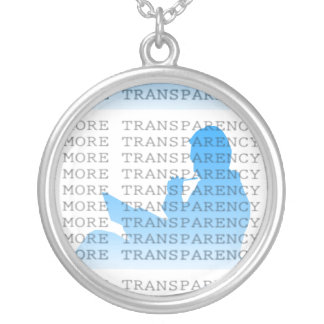 More Transparency Custom Jewelry