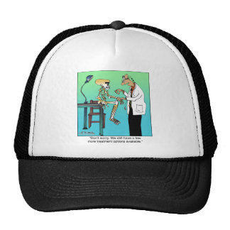 More Treatment Options Available Trucker Hat