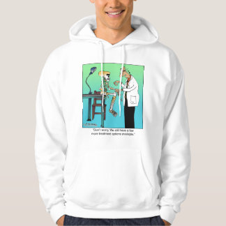 More Treatment Options Available Hoodie