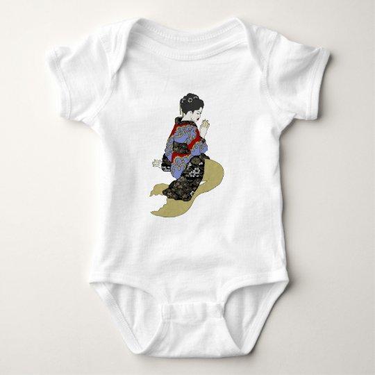 More Tsunami Tales Baby Bodysuit