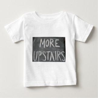 more upstairs tee shirt