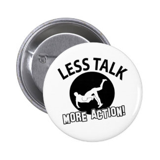 More Wrestling action less talk Pins