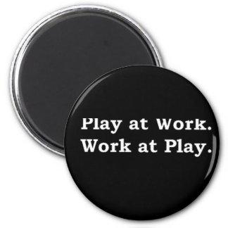 More Zen Anything Sayings - Play at Work Magnet