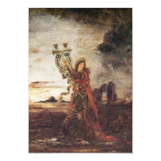 Moreau Arion fine art Card