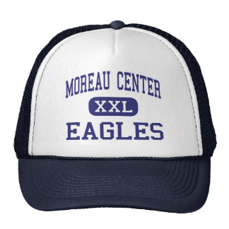 Moreau Center - Eagles - High - Monroe Michigan Trucker Hat
