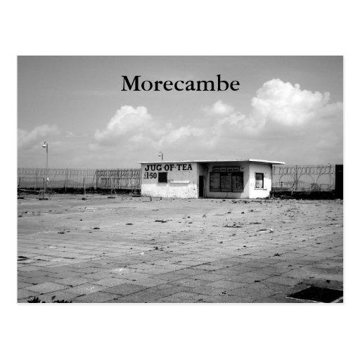 Morecambe Tarjeta Postal