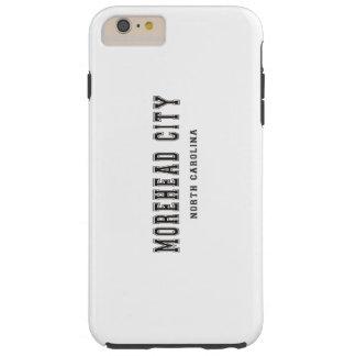 Morehead City North Carolina Tough iPhone 6 Plus Case