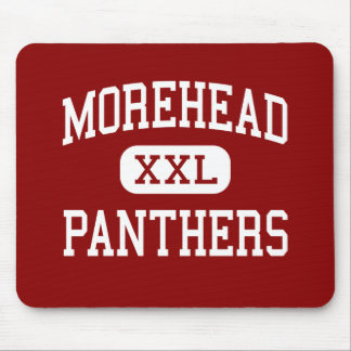 Morehead - Panthers - High - Eden North Carolina Mouse Mats
