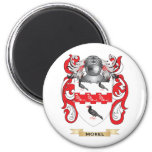 Morel Coat of Arms (Family Crest) Fridge Magnets