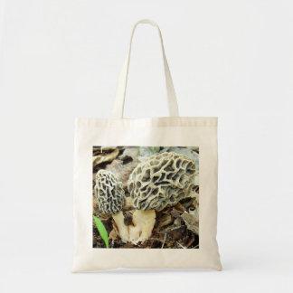 Morel Mushroom Family Bag
