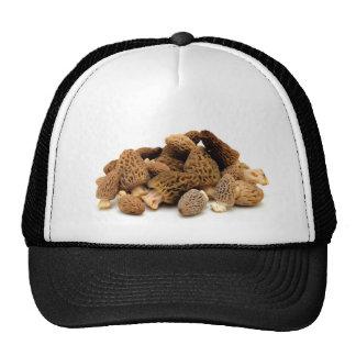 Morel Mushroom Trucker Hat