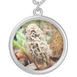Morel Mushroom Hunting Necklace