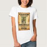 Morel - Wanted Poster T-shirt