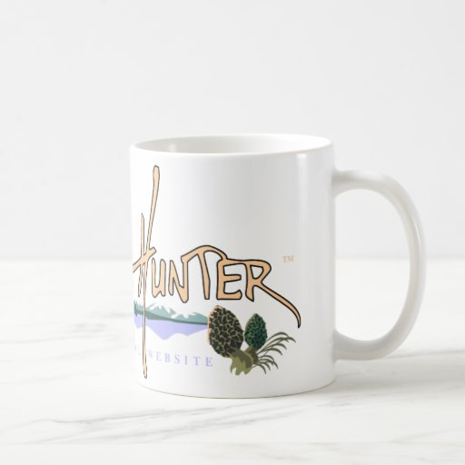 MorelHunter White Coffee Mug