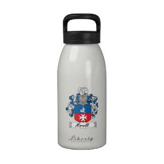 Morelli Family Crest Drinking Bottle