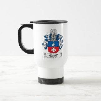 Morelli Family Crest Mug