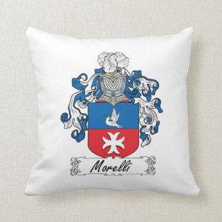 Morelli Family Crest Pillows