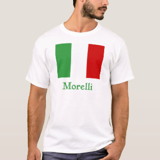 Morelli Italian Flag T-Shirt
