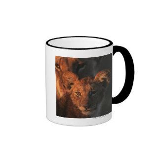 Moremi Wildlife Reserve, Botswana 2 Ringer Mug