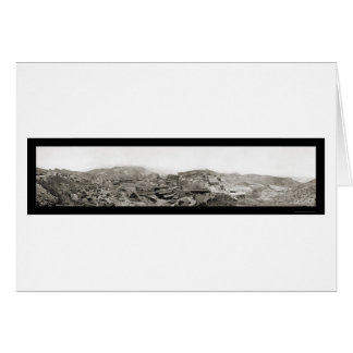 Morenci, AZ Mine Photo 1909 Cards