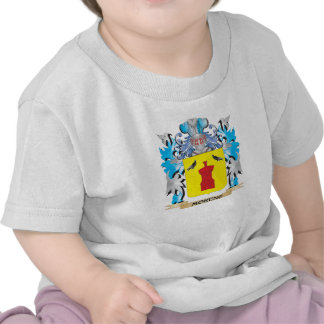 Moreno Coat of Arms - Family Crest T Shirt