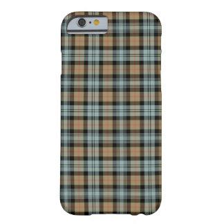 Moreno del clan de Murray y tartán de la Funda Para iPhone 6 Barely There