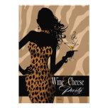 Moreno del fiesta del vino y del queso del leopard