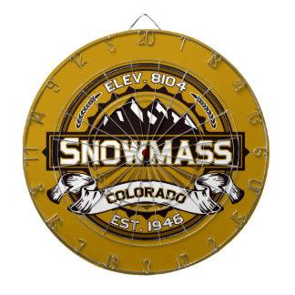 Moreno del logotipo de Snowmass