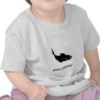 Moreno fish - Go fishing T Shirts
