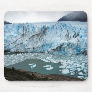 Moreno Glacier And Lake Argentino Mouse Pad