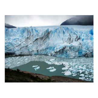 Moreno Glacier And Lake Argentino Postcard