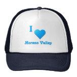 Moreno Valley -- Azul de cielo Gorros