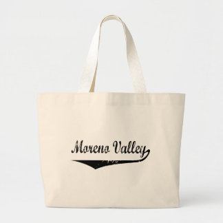 Moreno Valley Large Tote Bag