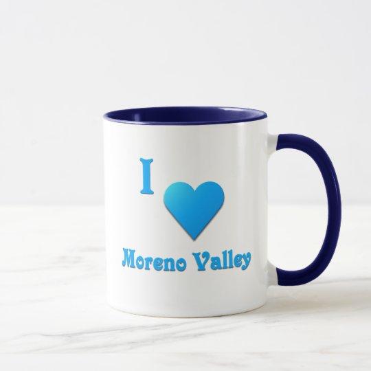 Moreno Valley -- Sky Blue Mug